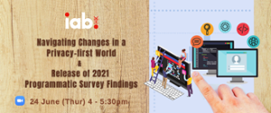 thumbnails Navigating Changes in a Privacy-first World & Release of 2021 Programmatic Survey Findings