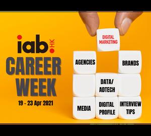 thumbnails IABHK Career Week